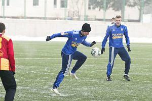 Arka Gdynia rezygnuje z dwóch piłkarzy