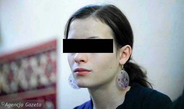 Matka nieżyjącej Madzi, Katarzyna W.