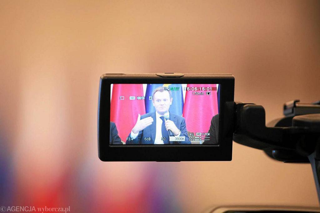 Premier Tusk podczas debaty o ACTA zapowiedział ujawnienie instrukcji dla polskich negocjatorów