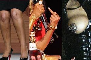 Christina Aguilera, M.I.A., Janet Jackson.