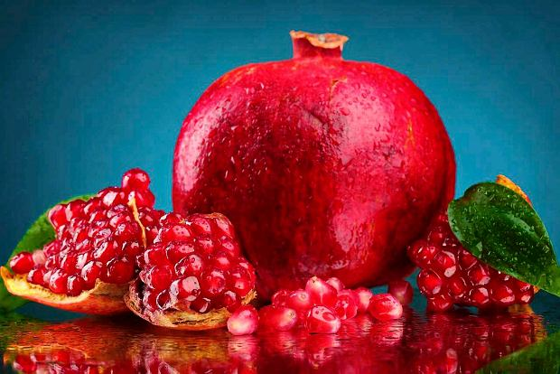 Owoc granatu, afrodyzjaki