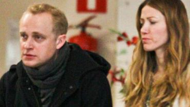 Piotr Adamczyk i Kate Rozz.