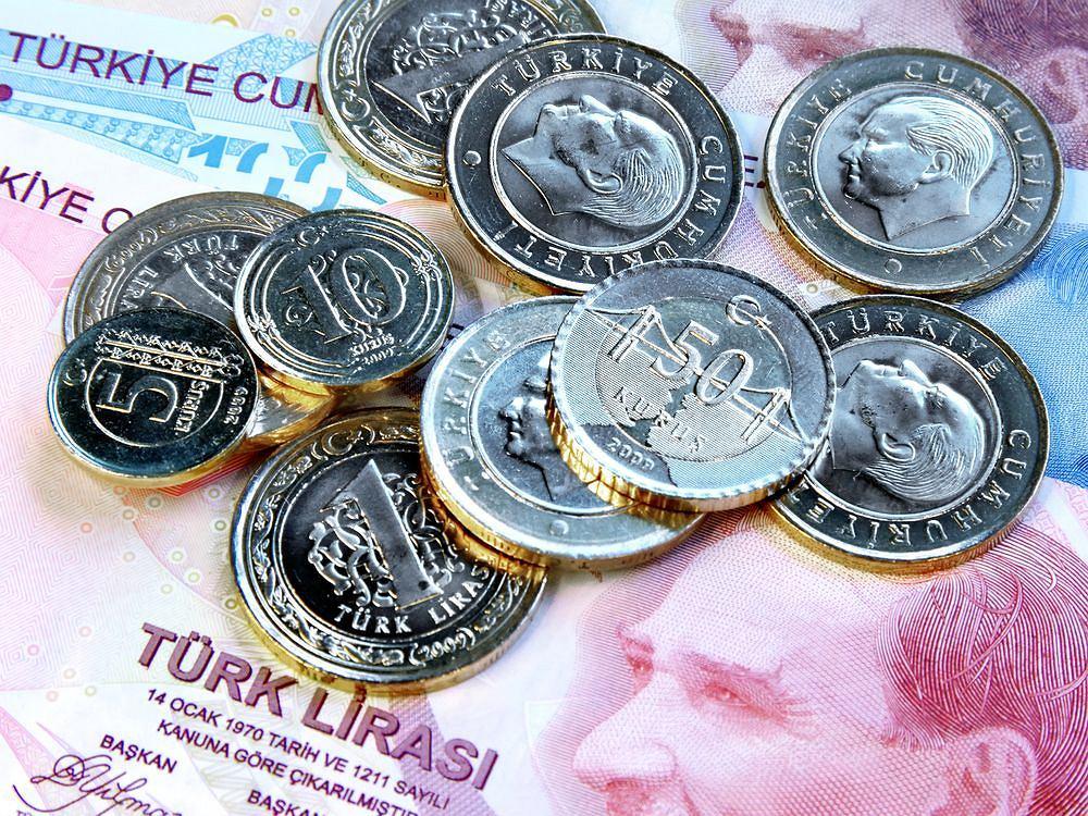 Turcja waluta