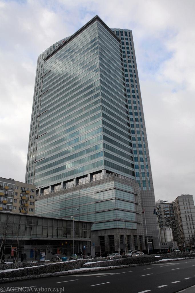 Hotel Intercontinental w Warszawie