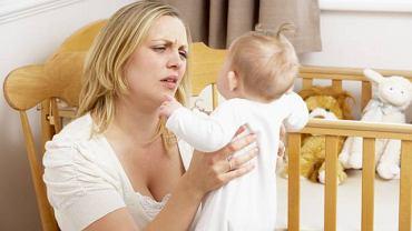 Baby blues dotyka od 50 - 80 proc. kobiet po porodzie.