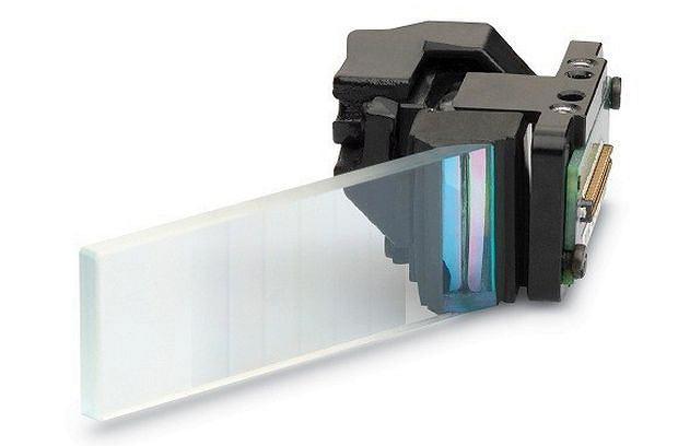 Lumus Enabling See-through, Wearable Displays