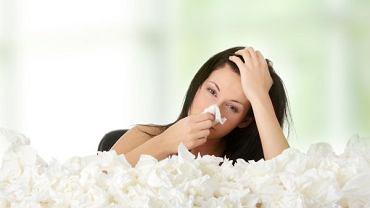 Grypa i przeziębienia towarzyszyły nam całą zimę, nie oznacza to jednak, że wiosną nie będziemy narażeni na infekcje wirusowe i bakteryjne.