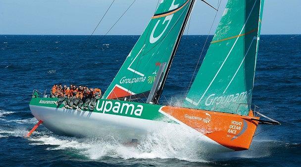 Czwarty etap Volvo Ocean Race. Wyścig dookoła świata