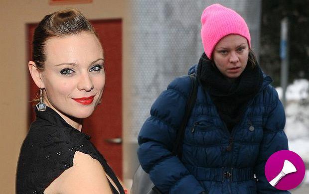Magdalena Boczarska - lepiej w makijażu czy bez?