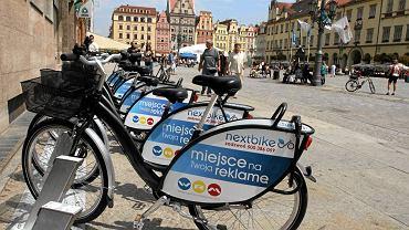 Wypożyczalnia rowerów we Wrocławiu