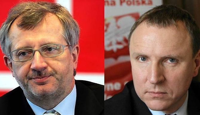 Marek Siwiec, Jacek Kurski