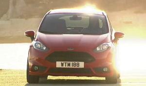 Ford Fiesta ST   Pierwsze wideo