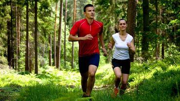Trening biegowy