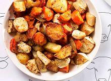 Warzywa z tymiankiem pieczone w oliwie - ugotuj