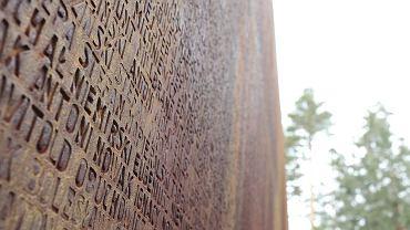 Katyń - pomnik pomordowanych Polaków