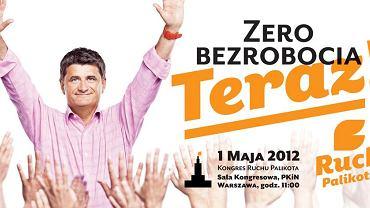 Gdybyśmy mieli jednomandatowe okręgi wyborcze, Ruch Palikota nie dostałby się w 2011 r. do Sejmu, bo głosy na tę partię rozłożyły się w wielu okręgach, bez zdominowania żadnego z nich.