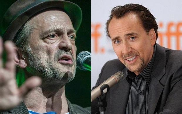 Jacek Koman, Nicolas Cage.