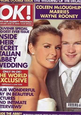 Wayne Rooney i Coleen McLoughlin