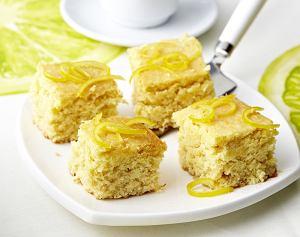 Ciasto migdałowo-cytynowe