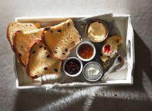 Chleb rodzynkowy - ugotuj
