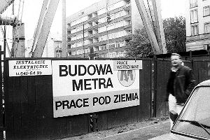 Pierwsza linia warszawskiego metra w liczbach. Zobacz