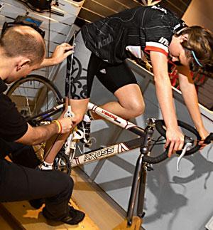 Rower jak od krawca, rowery, sport