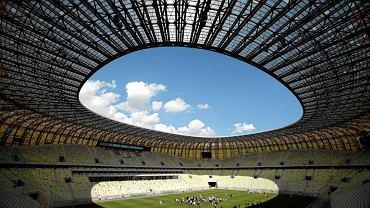 Stadion PGE Arena w Gdańsku, 2011 r.