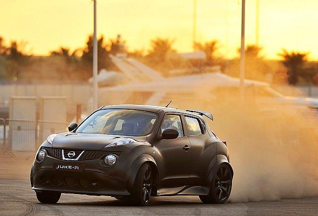 fot. Nissan Juke-R