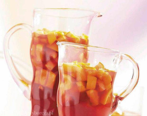Słodkie drinki z alkoholem lub bez