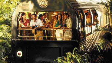 Eastern & Oriental Express/wagon obserwacyjny