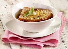 Prowansalska zupa czosnkowa - ugotuj