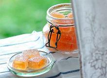 Marmoladki owocowe - ugotuj