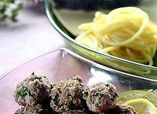 Wieprzowe kulki z cytryną - ugotuj