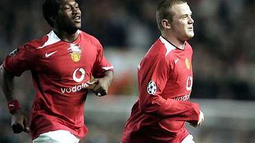 Rooney i Eric Djemba