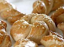 Koulourakia (ciastka greckie) - ugotuj
