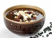 Zupa z czarnej fasoli - ugotuj
