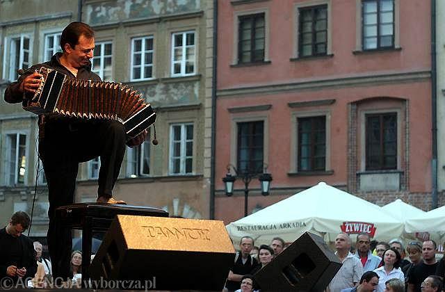 Festiwal Jazz na Starówce już na półmetku. Tak brawurowych interpretacji piazzolowskich tang dawno nie słyszeliśmy / Fot. Anna Bedyńska / AG