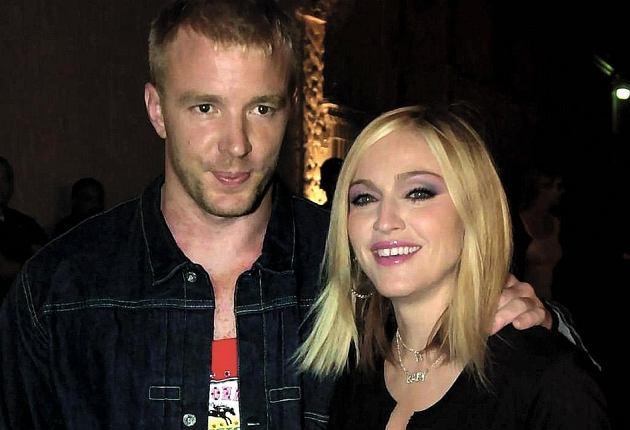 Madonna,Guy Ritchie
