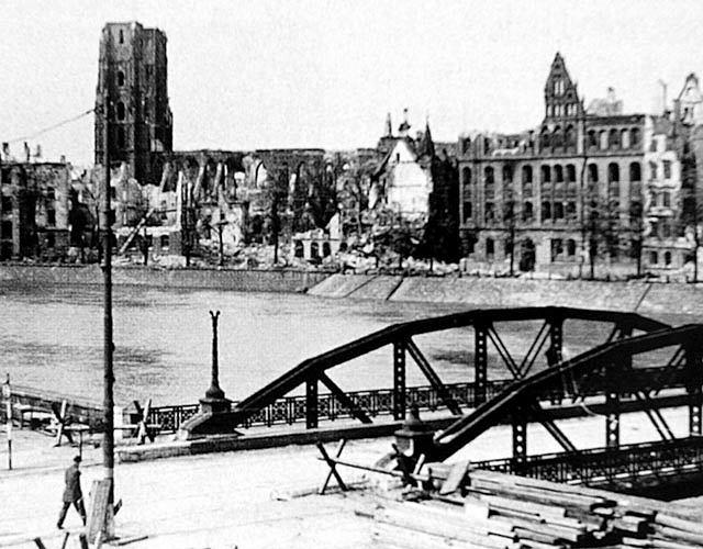 2. Oblężenie Festung Breslau i objęcie władzy w mieście przez polską administrację - 1945 r.