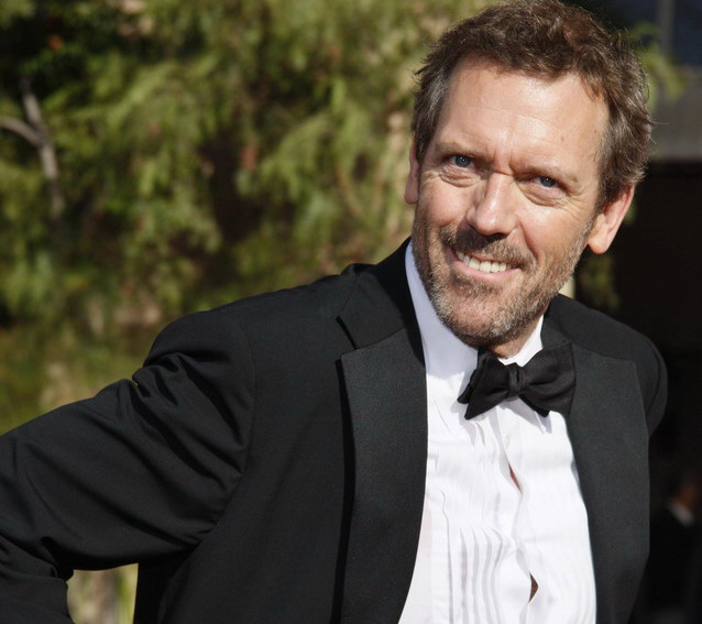 Hugh Laurie (fot. Reuters)