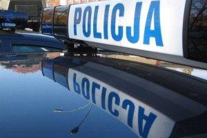 Policjanci odnaleźli koparkę skradzioną w Łomiankach