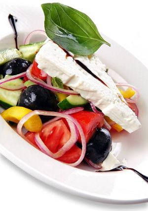 Sałatka grecka (Grecja)