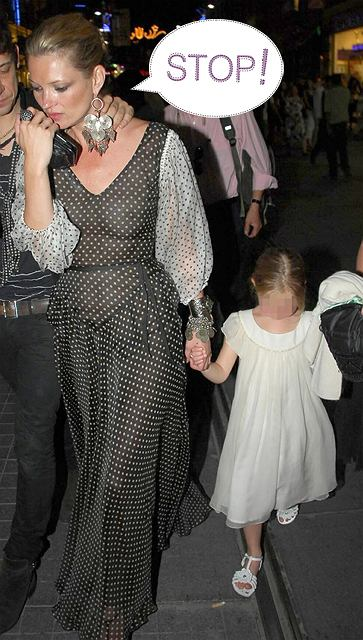Kate Moss w Turcji fot. ABC Medya Ajansi / Rex Features/East News
