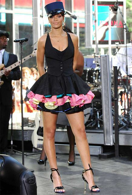 Rihanna fot. ZAK BRIAN/SIPA/East News