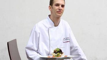 Sascha Brandowsky - kucharz nr 6