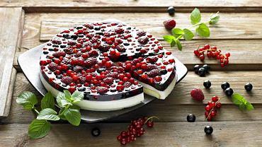Winne ciasto