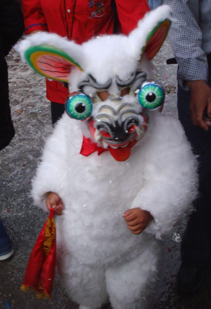 Karnawał w Oruro