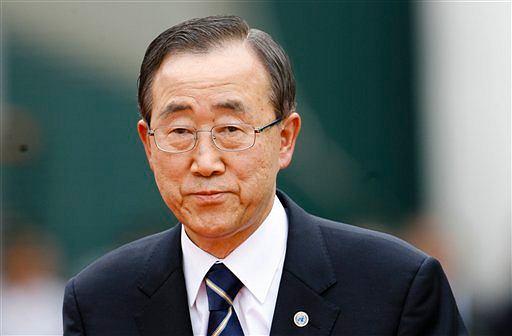 Ban Ki Mun