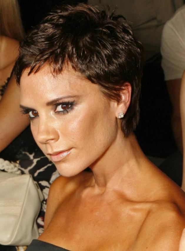 Victoria Beckham I Jej Nowa Fryzura Foto