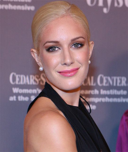 Heidi Montag fot. AP Photo/Shea Walsh